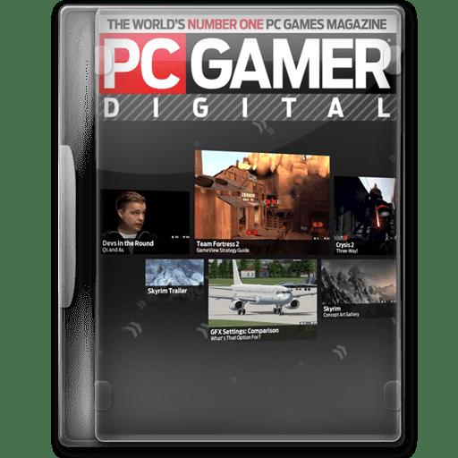 PC-Gamer-Digital icon