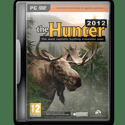 The-Hunter-2012 icon