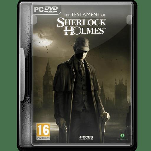 The-Testament-of-Sherlock-Holmes icon