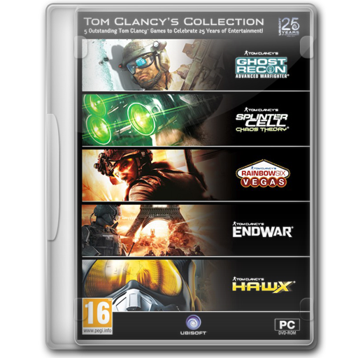 Tom-Clancys-Collection icon