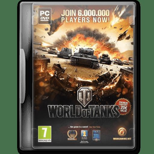 World-of-Tanks icon