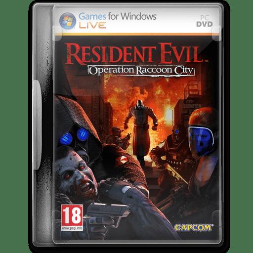 Resident Evil Operation Raccoon City icon