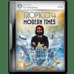 Tropico 4 Modern Times icon