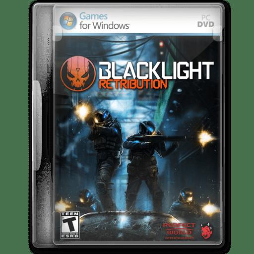 Blacklight Retribution icon