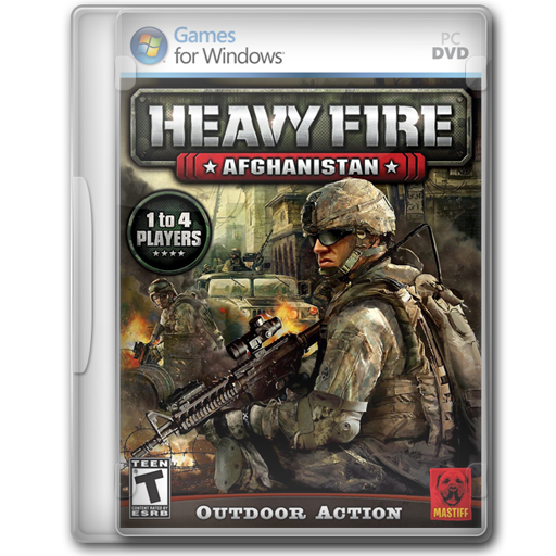 Heavy Fire Afghanistan icon