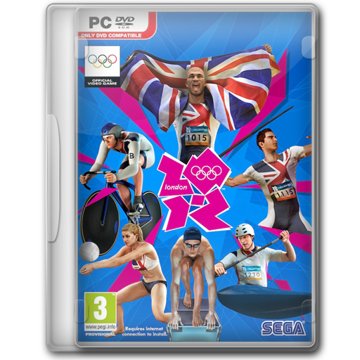 London 2012 The Official Video Game of the Olympic Games icon