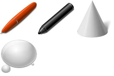 Icon Practice Icons