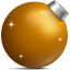 Golden-ball icon