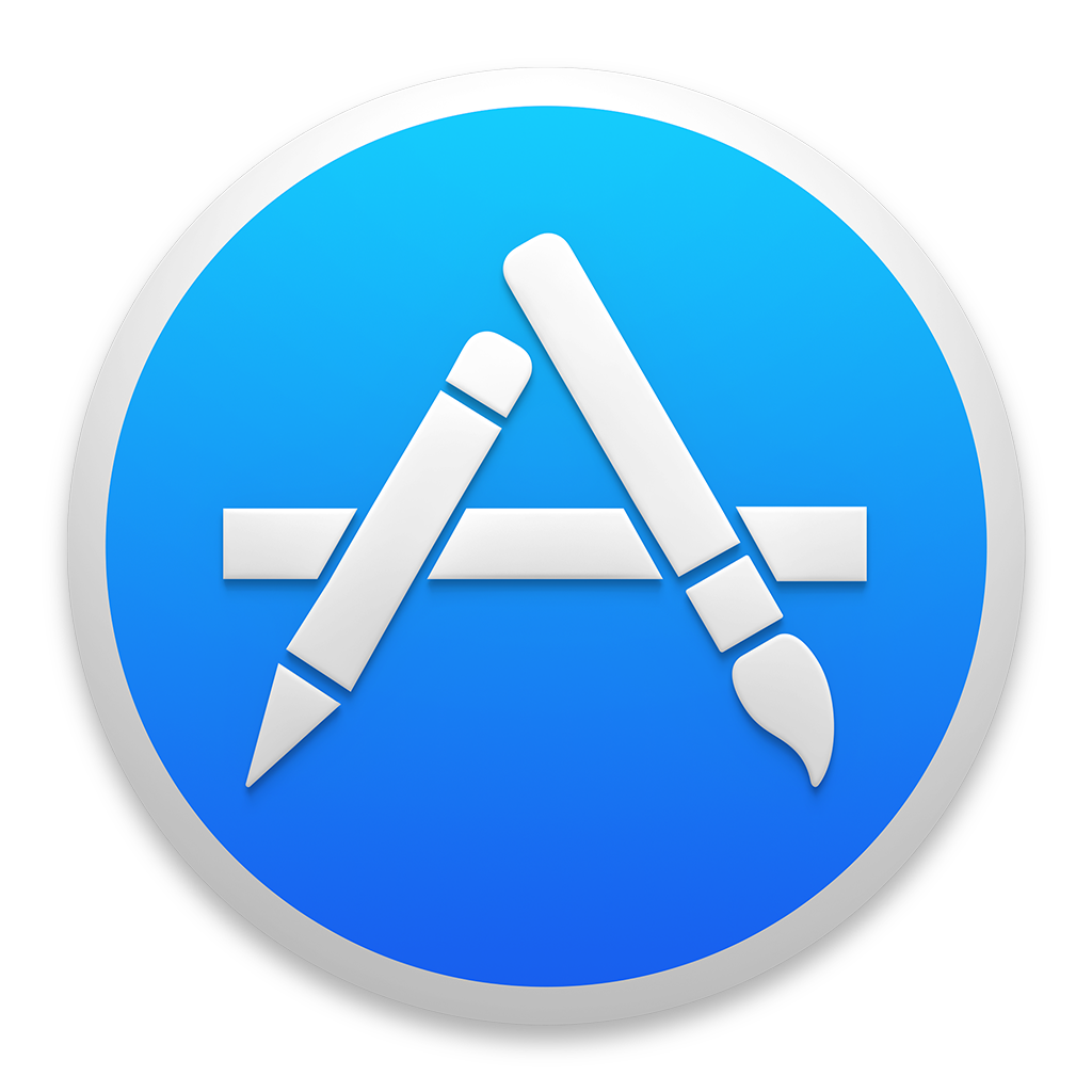 Appstore Icon | OS X Yosemite Preview Iconset | johanchalibert