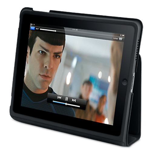 iPad flip case horizontal icon