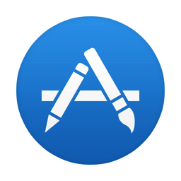 App Store Icon Mavrick Iconset Johnathanmac