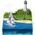 Sailing-ship icon