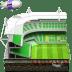 Soccer-football-stadium icon