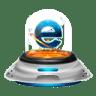 Folder-Internet icon