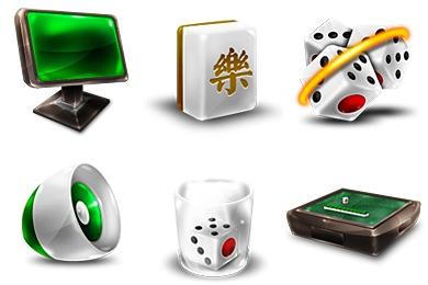 Mahjong Icons