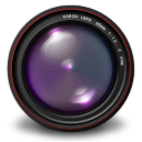 Aperture 3 Authentic Purple icon