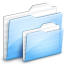Ekisho Deep Ocean Folders icon