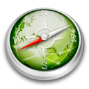 Safari green icon