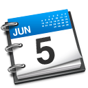 Ical blue 1 icon