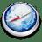 Safari-blue icon