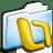 Folder-Microsoft-Office icon