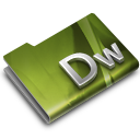 Adobe Dreamweaver CS3 Overlay icon