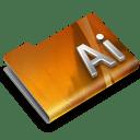 Adobe Illustrator CS3 Overlay icon