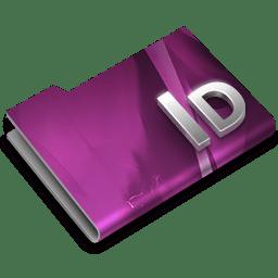 Adobe InDesign CS3 Overlay icon