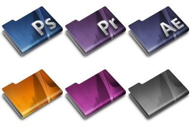 Pry CS3 Icons