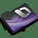 Entourage Dark Overlay icon