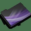 Entourage Dark icon