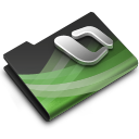 Excel Dark Overlay icon