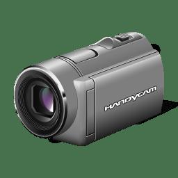 Camcorder Sony HandyCam HDR CX700V icon