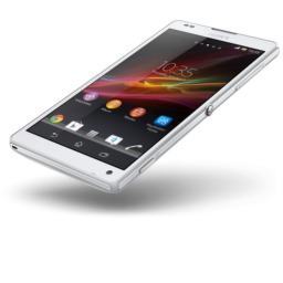 Smartphone Android Jelly Bean Sony Xperia ZL icon