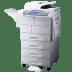 Printer-Scanner-Photocopier-Samsung-SCX-6545 icon