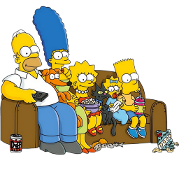 The Simpsons 01 icon