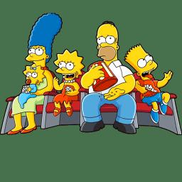 The Simpsons 02 icon