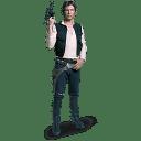 Han Solo 01 icon