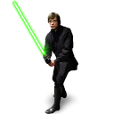 Luke Skywalker 01 icon