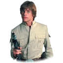 Luke Skywalker 03 icon