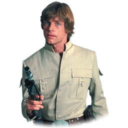 Luke Skywalker 03 icon