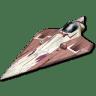 Jedi-StarFighter icon