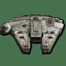 Millenium-Falcon-02 icon