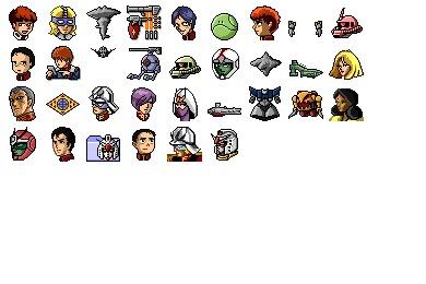 Gundam Icons