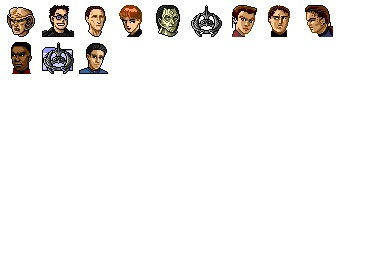 Star Trek DSN Icons