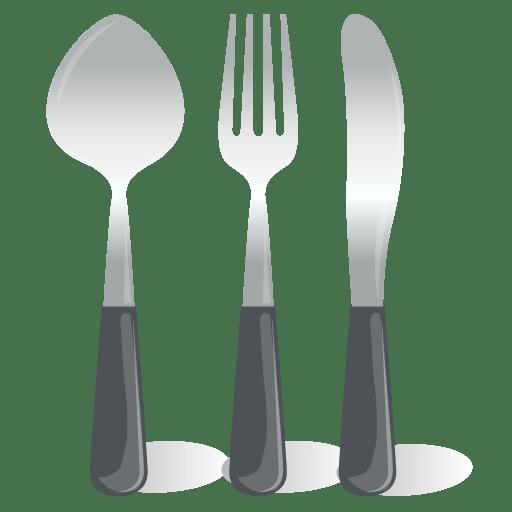 Cutlery-Spoon-Fork-Knife icon