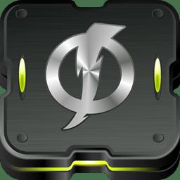 Static shock icon