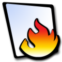 Doc burning icon