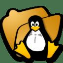 Folder linux icon