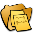 Folder stickies icon